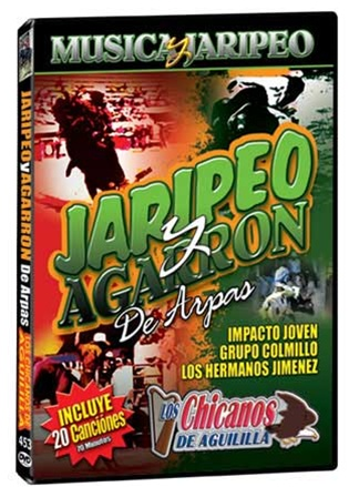 Jaripeo Y Agarron Mexico Bull Riding Dvd