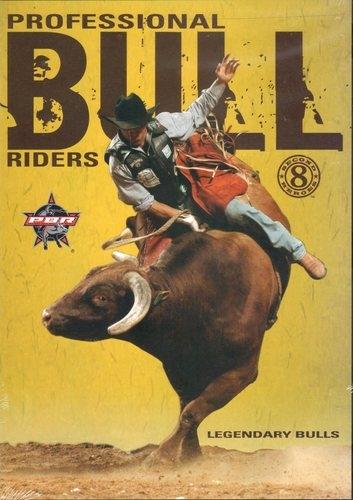 Legendary Bulls Pbr Dvd