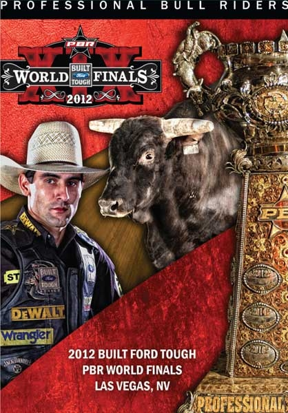 2012 Pbr World Finals Dvd Set