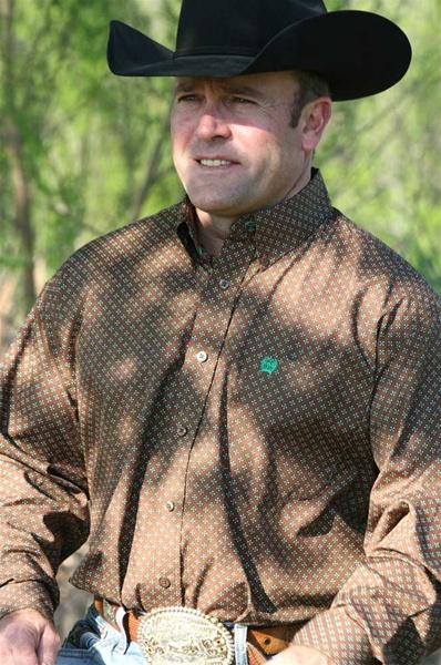 Mens Cinch 174 Brown Amp Green Flourish Diamond Print Shirt